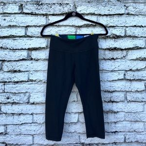 Lululemon Funky Waist Leggings